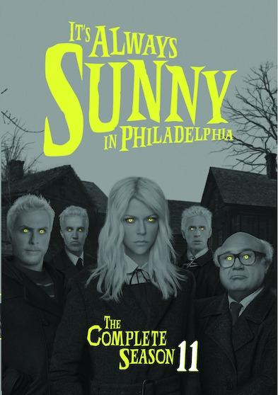 It's Always Sunny In Philadelphia: The Complete Season 11 024543337652