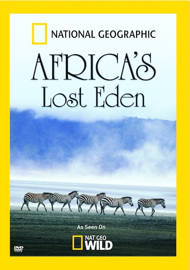 National Geographic: Africa's Lost Eden  024543352648