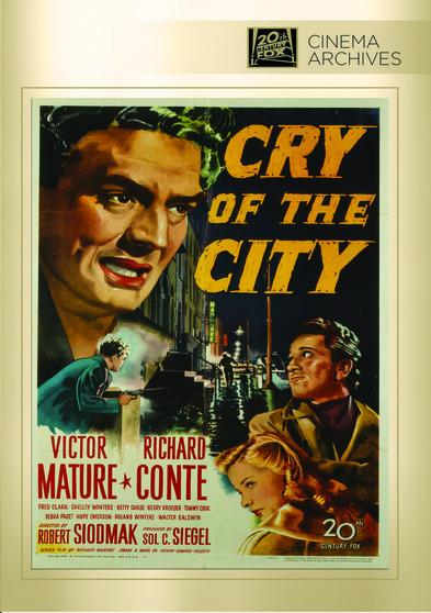 Cry of the City 024543892960