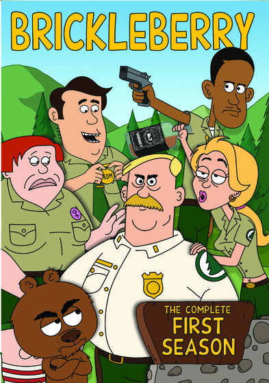 Brickleberry: The Complete First Season 024543919025