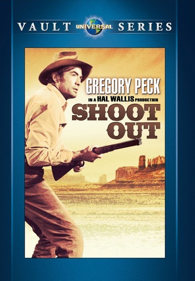 Shoot Out (1971) 025192052187