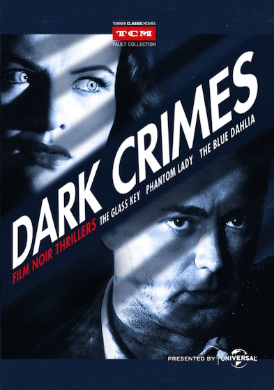 Dark Crimes: Film Noir Thrillers - Volume 1 DVD 025192140242