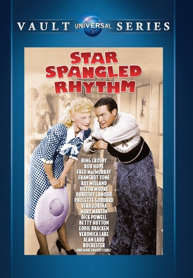 Star Spangled Rhythm 025192243165