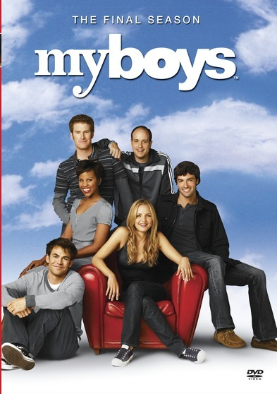 My Boys: The Complete Fourth Season 043396353367