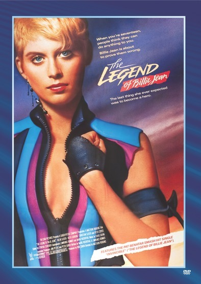 Legend of Billie Jean, The  043396391925