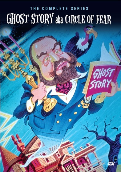 Ghost Story aka Circle of Fear: The Complete First Season  043396391949