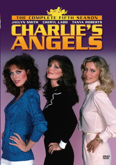 Charlie's Angels: The Complete Fifth Season  043396418813