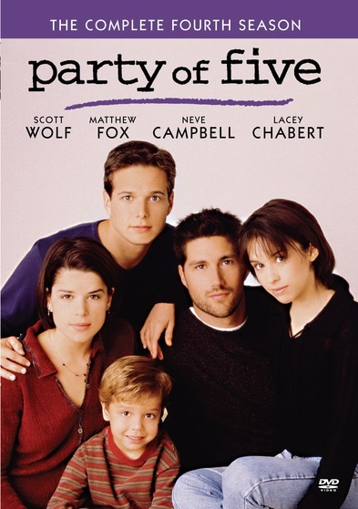 Party of Five: The Complete Fourth Season (5 Discs)  043396423916