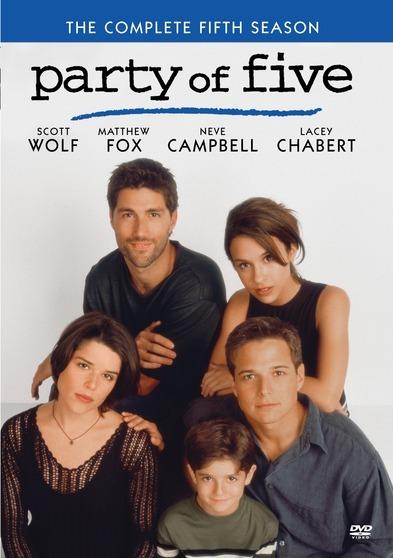 Party of Five: Season Five  043396427792