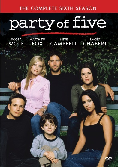 Party of Five: The Complete Sixth Season  043396429710