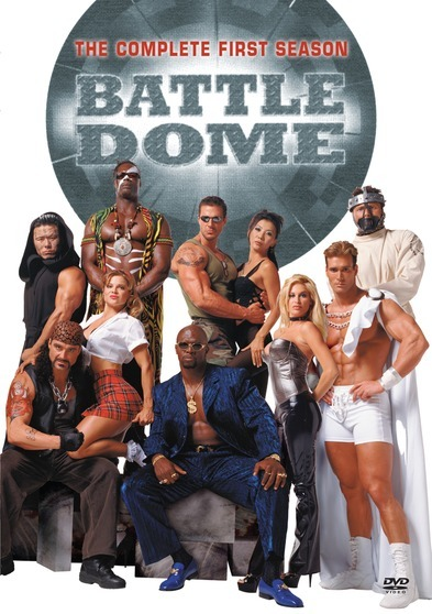 Battle Dome: The Complete First Season  043396431942