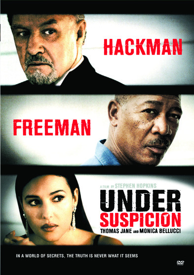 Under Suspicion (2000)  043396468412