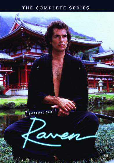 Raven: Complete Series (1992) (4 discs)  043396476653