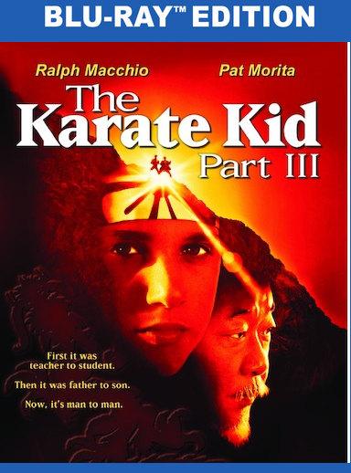 The Karate Kid Part III (Blu-ray) 043396485020