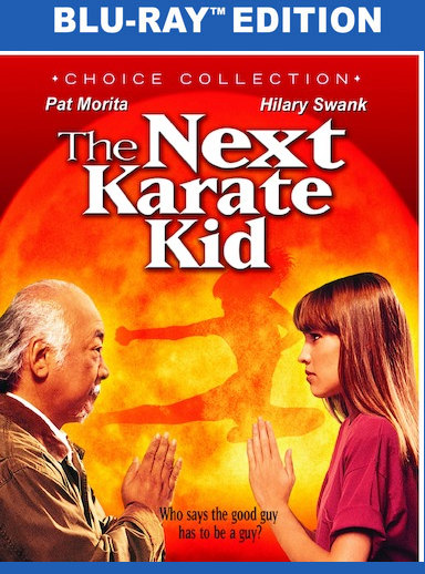 The Next Karate Kid (Blu-ray) 043396485037