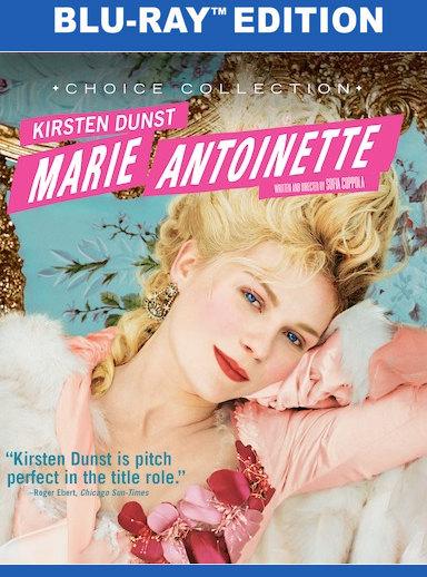 Marie Antoinette (2006) (Blu-ray) 043396490789