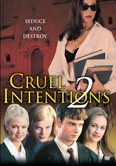Cruel Intentions 2  043396495456