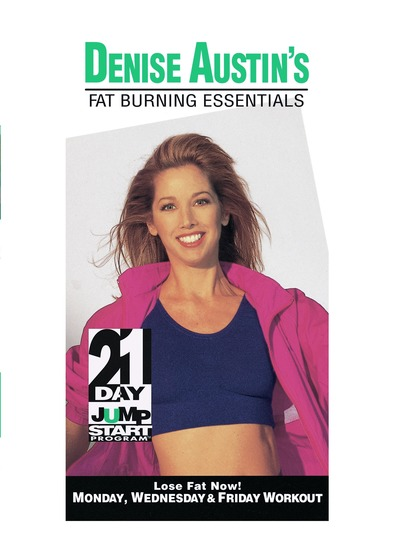 21 Day Jump Start Program - Fat Burning Essentials