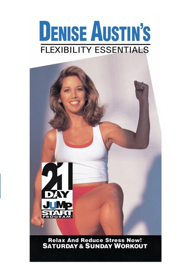 21 Day Jump Start Program - Flexibility Essentials