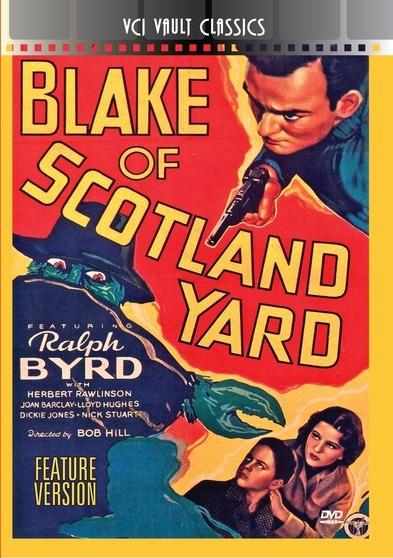 BLAKE OF SCOTLAND YARD (FEATURE VERSION) 089859741227