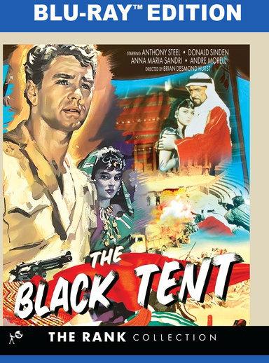 Black Tent [Blu-ray] 089859902321
