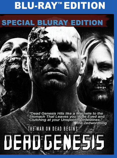 Dead Genesis  [Blu-ray] 091037541123