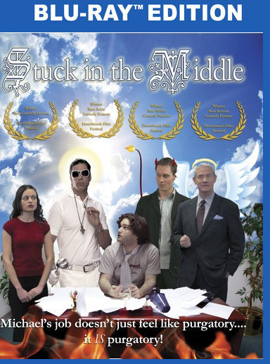 Stuck in the Middle  [Blu-ray] 091037541345