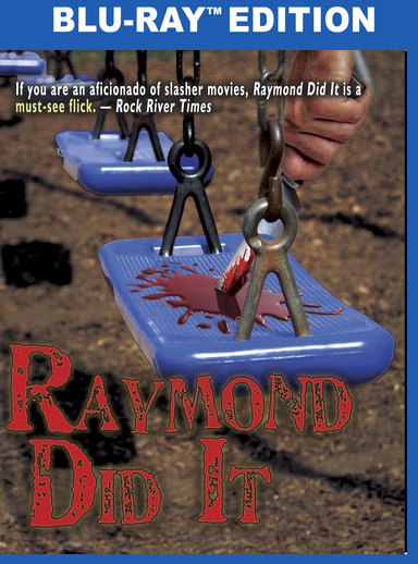 Raymond Dit It BluRay  [Blu-ray] 091037541413