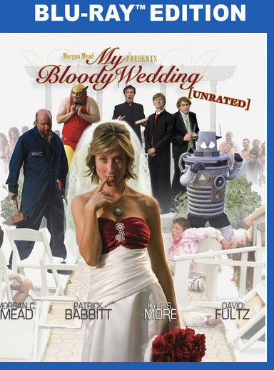 My Bloody Wedding  [Blu-ray] 091037541437