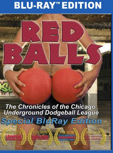 Red Balls  [Blu-ray] 091037541451