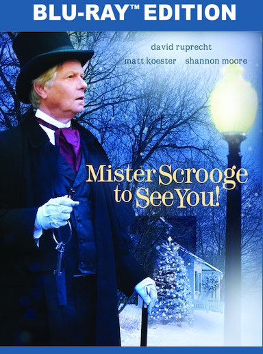 Mister Scrooge to See You  [Blu-ray] 191091163573