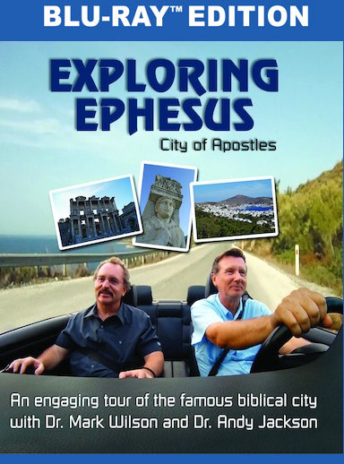 Exploring Ephesus: City of Apostles (BD) 191091163603