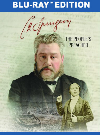 C.H. Spurgeon: The People's Preacher (BD) 191091163610