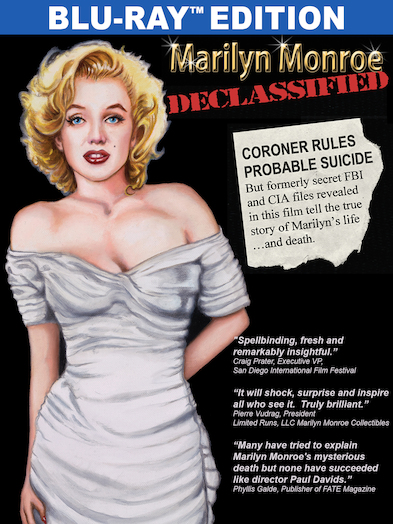 Marilyn Monroe Declassified (BD) 191091165867