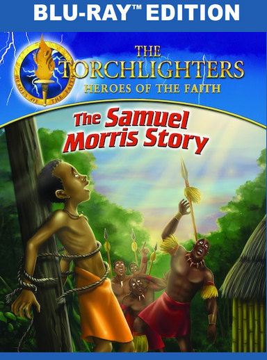 The Torchlighters: The Samuel Morris Story (BD) 191091165973
