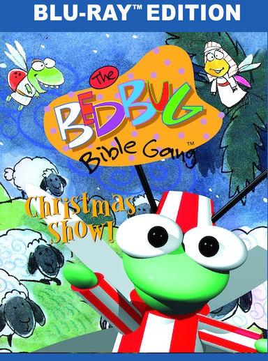The Bedbug Bible Gang: Christmas Show! (BD) 191091166789