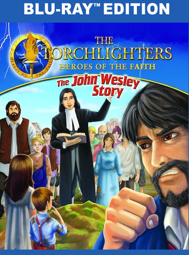 The Torchlighters: The John Wesley Story (BD) 191091166802