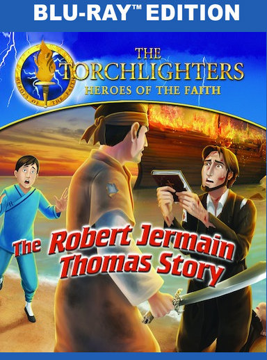 The Torchlighters: The Robert Jermain Thomas Story (BD) 191091166918