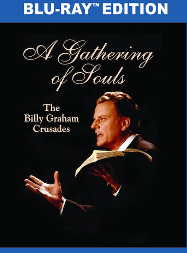 Gathering of Souls: The Billy Graham Crusades (BD) 191091182789
