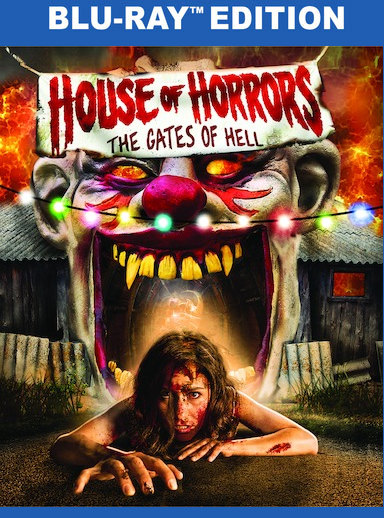 House of Horrors: Gates of Hell  [Blu-ray] 191091186992