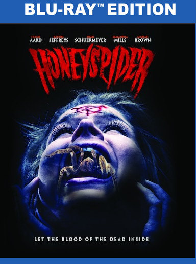 Honeyspider  [Blu-ray] 191091187005