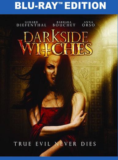 Darkside Witches (BD) 191091187043