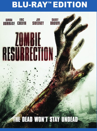 Zombie Resurrection (Bd)