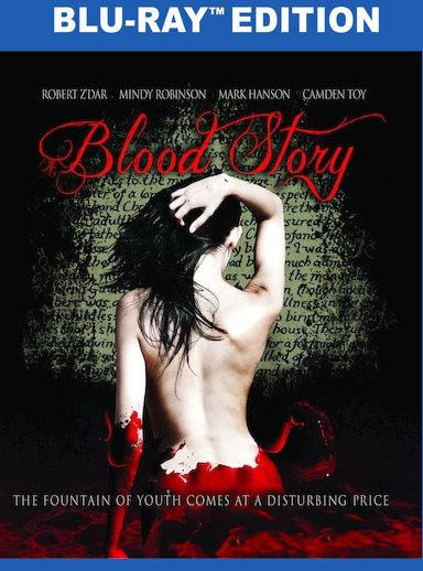 A Blood Story  [Blu-ray] 191091192139