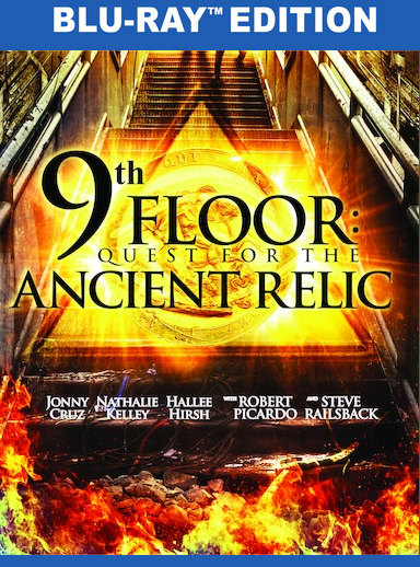 9th Floor: Quest for the Ancient Relic (AKA Infiltrators)  [Blu-ray] 191091198452