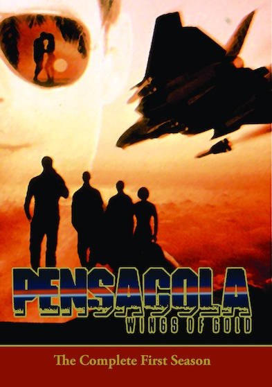 Pensacola: Wings of Gold – The Complete First Season (5 DVD Set) 191091198469