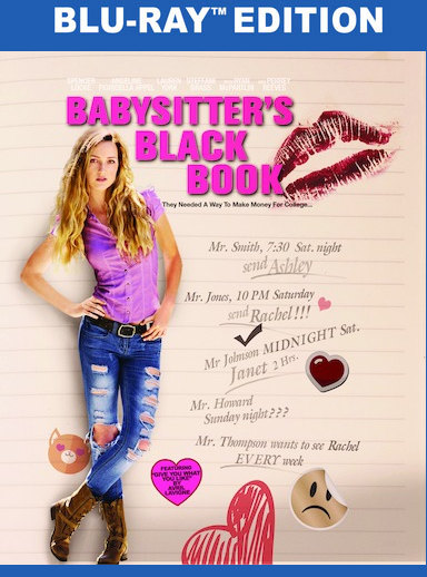Babysitter's Black Book (BD) 191091208922