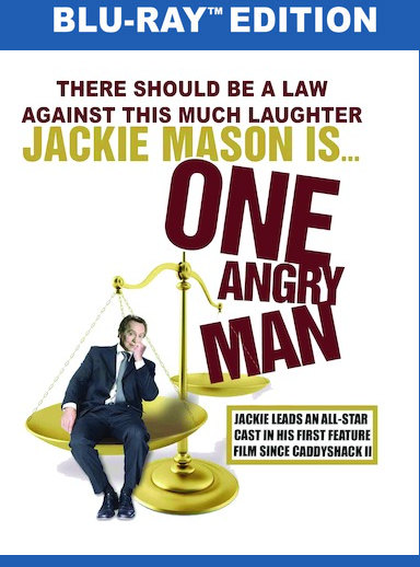 One Angry Man  [Blu-ray] 191091208960