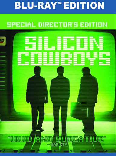 Silicon Cowboys  [Blu-ray] 191091212394