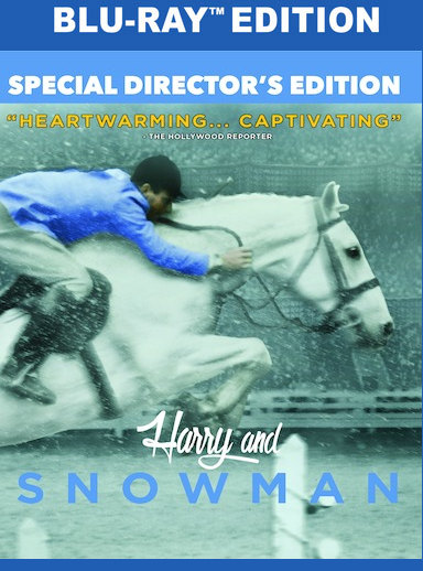 Harry & Snowman  [Blu-ray] 191091212417